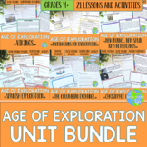 Age of Exploration UNIT BUNDLE with BONUS Activities