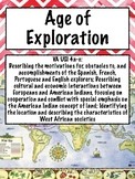 Age of Exploration - US History to 1865 Cornell Notes