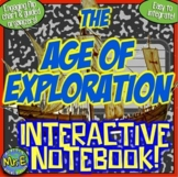 Age of Exploration Interactive Notebook! Age of Discovery, Columbian Exchange!