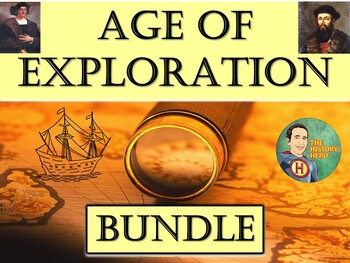 Age of Exploration and Discovery Bundle