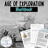 Age of Exploration engaging reading passages & writing prompts [Editable]