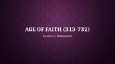 Age of Faith 11: Mohammed (Lesson 11/12)