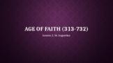 Age of Faith 2: St. Augustine (Lesson 2/12)
