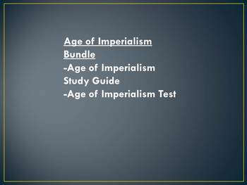Age of Imperialism Bundle