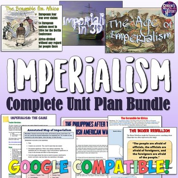 Imperialism Complete Unit Set