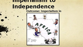 Age of Imperialism in Africa PowerPoint Lecture