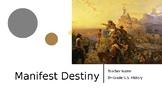 Manifest Destiny Powerpoint