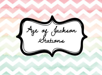 Age of Jackson Stations