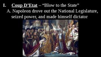 Age of Napoleon PowerPoint