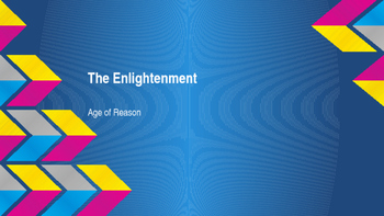 Age of Reason/French Enlightenment PowerPoint