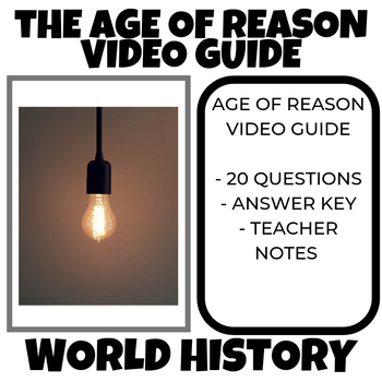 Age of Reason Video Guide
