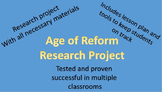 Age of Reform Research Project