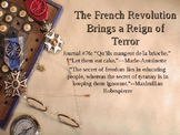 Age of Revolutions: The French Revolution Brings a Reign o