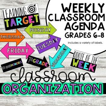 Agenda Board