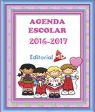 Agenda Escolar Ciclo 2016-2017