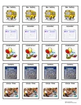 Agenda Icons
