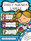 Agenda Labels