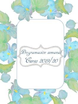 Agenda cuaderno del profesor