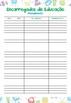 Agenda do Educador 2017-2018 - Monstrinhos