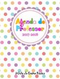Agenda do Professor de 1º Ciclo do Ensino Básico - 2017/2018