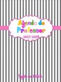 Agenda do Professor de Inglês do 1º Ciclo - 2017- 2018