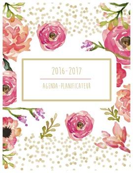 Agenda planificateur 2016-2017 PDF