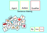 Agent - Action - Qualifier Writing