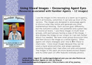 Agent Eyes - Using Visual Images (Pack Two)