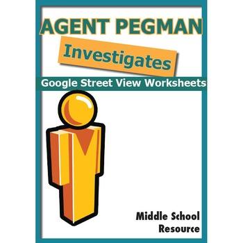 Agent Pegman Investigates **NEWLY UPDATED**