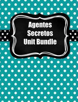 Agentes Secretos Unit Bundle