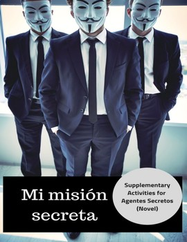 Freebie- Agentes Secretos pre-reading thought-provoking activities