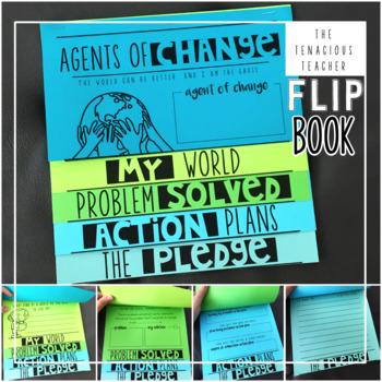 Agents of Change Flipbook