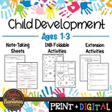 Ages 1-3 - Interactive Note-taking Activities