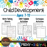 Ages 7-12 - Interactive Note-taking Activities