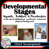 Ages and Stages of Infants, Toddlers and Preschooler Lesson FACS, FCS