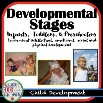 Ages and Stages of Infants, Toddlers and Preschooler Lesson