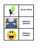 Aggettivi (Italian Adjectives) Concentration games
