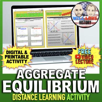 Aggregate Equilibrium Activity