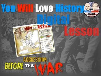 Aggression Before World War II: Dictators Play Risk Digital Google Activity