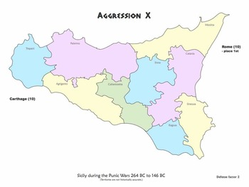 Aggression X - Multiplication Game