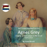 Agnes Grey | SAT Style Reading Practice