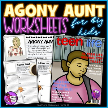 Agony Aunt Templates