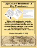 Agrarian to Urban--A city transformed project
