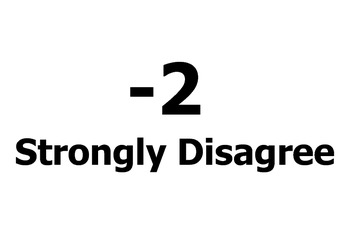 Agree and Disagree Posters