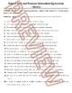 Agreements   Subject Verb and Pronoun Antecedent Agreement   Gr 9-10 Grammar