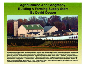 Agribusiness And Geography: Building A Farming Supply Store
