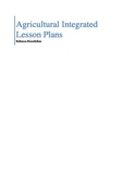 Agricultural Integrated Lesson plans