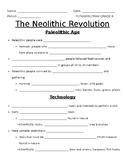 Agricultural Revolution PPT Notetaking Sheet