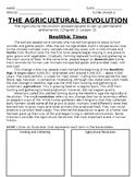 Agricultural Revolution Reading