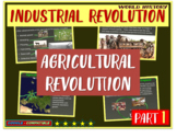 Agricultural Revolution in England (PART 1 of Industrial R